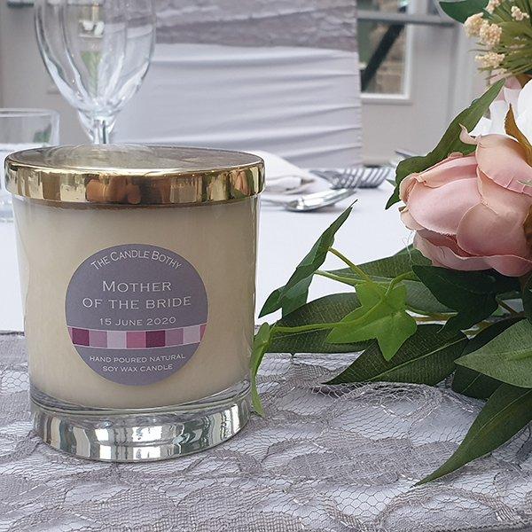 wedding candle 2